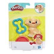 Play-Doh - Mini zwierzątko Piesek z akcesoriami i tubą