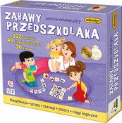 Zabawy przedszkolaka Zestaw edukacyjny