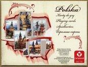 Polska Akwarele talia 55 listków