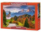 Puzzle 2000 Jesień w Alpach Bawarskich, Niemcy