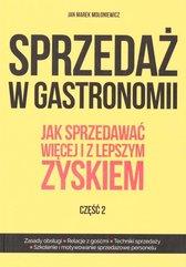 Sprzedaż w gastronomii cz.2
