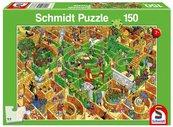 Puzzle 150 Labirynt G3