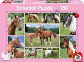 Puzzle 150 Konie G3