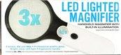 Lupa podwójna z LED