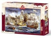 Puzzle 1500 Bitwa morska