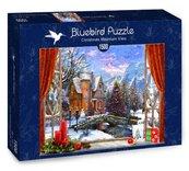 Puzzle 1500 Boże Narodzenie w górach