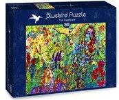 Puzzle 1500 Las deszczowy