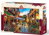 Puzzle 2000 Włoska uliczka