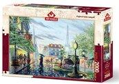 Puzzle 2000 Letni deszcz
