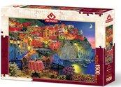 Puzzle 1500 Włochy, Cinque Terre