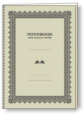 Notatnik ozdobny A5 NB S18 A ROSSI