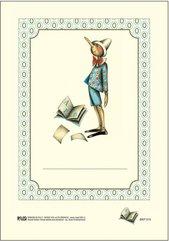 Naklejki dekoracyjne BKP 015 Pinokio 6szt ROSSI