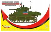 Jugosłowiański czołg lekki M3A3