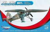 Samolot myśliwski PZL P.11C Pro Kit