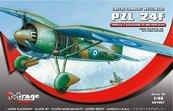 Samolot myśliwski PZL 24F