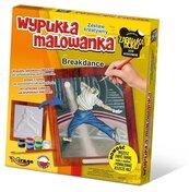 Wypukła malowanka Taniec - Breakdance