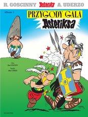 Asteriks Przygody Gala Asteriksa Tom 1
