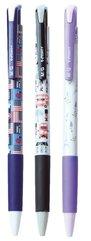 Długopis automatyczny T-Creativ 0,7mm nieb. mix
