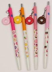 Długopis automatyczny Sweeties 0,5mm nieb. mix M&G