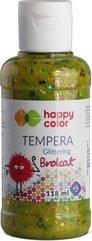 Farba Tempera 118ml brokat złota HAPPY COLOR