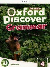 Oxford Discover 4 Grammar Book