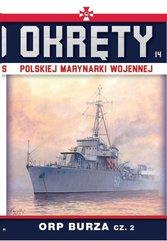 Okręty Polskiej Marynarki Wojennej Tom 14