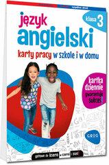 Język angielski Klasa 3 Karty pracy w szkole i w domu