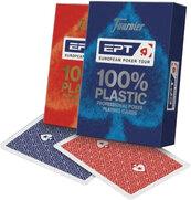 Karty EPT 100% Plastic FOURNIER