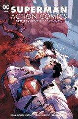 Superman Action Comics Tom 3 Polowanie na Lewiatana