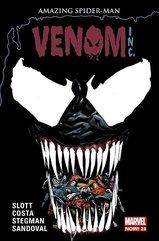 Amazing Spider-Man T.8 Globalna sieć: Venom Inc
