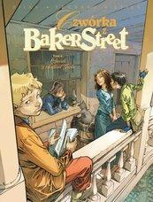 Czwórka z Baker Street Tom 6 Człowiek ze Scotland Yardu