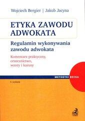 Etyka zawodu adwokata