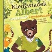 Niedźwiadek Albert uważność i wybaczanie