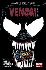 Amazing Spider-Man Globalna sieć Tom 8 Venom Inc.
