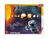 Puzzle ramkowe 25 Układ Słoneczny TREFL