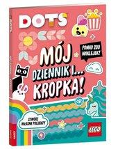 LEGO Dots. Mój dziennik i... krpoka!