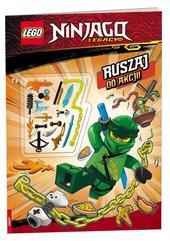 Lego Ninjago. Ruszaj do akcji!