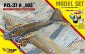 Samolot Bombowy PZL-37 A Łoś