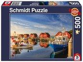Puzzle PQ 500 Port rybacki/Weisse Wiek G3
