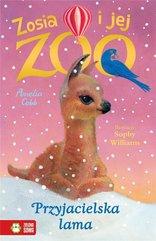 Zosia i jej zoo. Przyjacielska lama