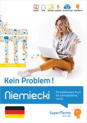 Niemiecki Kein Problem! Kompleksowy kurs A1-A2 do samodzielnej nauki (poziom podstawowy)