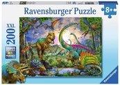 Puzzle 200 Królestwo gigantów XXL