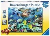 Puzzle 150 Podwodny raj XXL