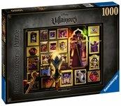 Puzzle 1000 Czarne charaktery Disneya Dżafar