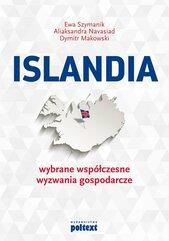 Islandia Wybrane współczesne wyzwania gospodarcze