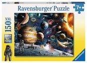 Puzzle 150 Przestrzeń kosmiczna XXL