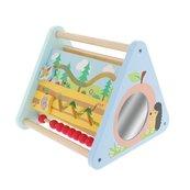 Zabawka drewniana - Leśne dróżki ćwicz paluszki
