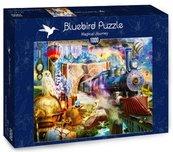 Puzzle 1000 Magiczna podróż