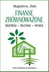 Finanse zrównoważone Rozwój Ryzyko Rynek