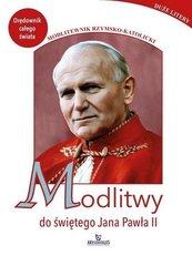 Modlitwy do świętego Jana Pawła II